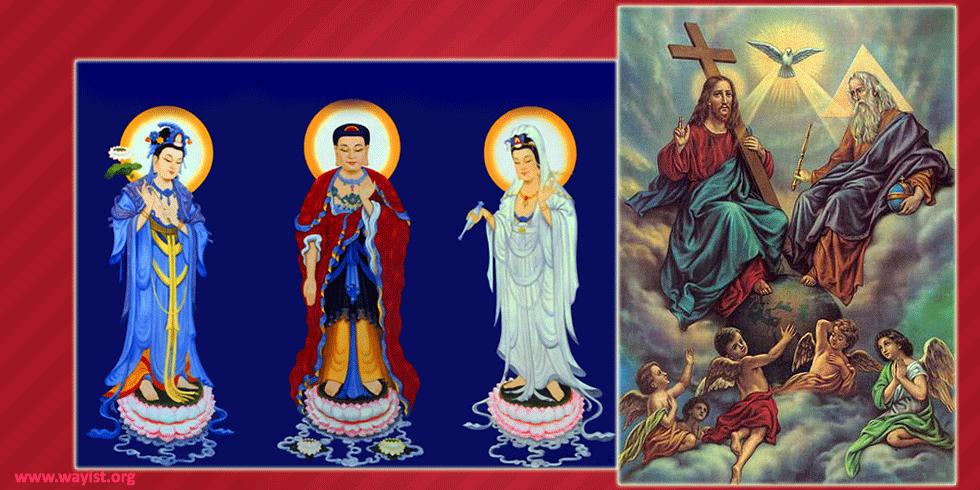 trinity sukhavati